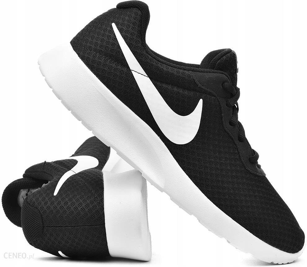 Buty Męskie Nike Tanjun 812654 011 Czarne r.47 Ceny i opinie Ceneo.pl