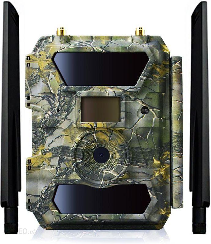 Willfine Fotopułapka Gsm 4G 4.0Cg Kamera Leśna 12 Mpx Full Hd 30 K/S
