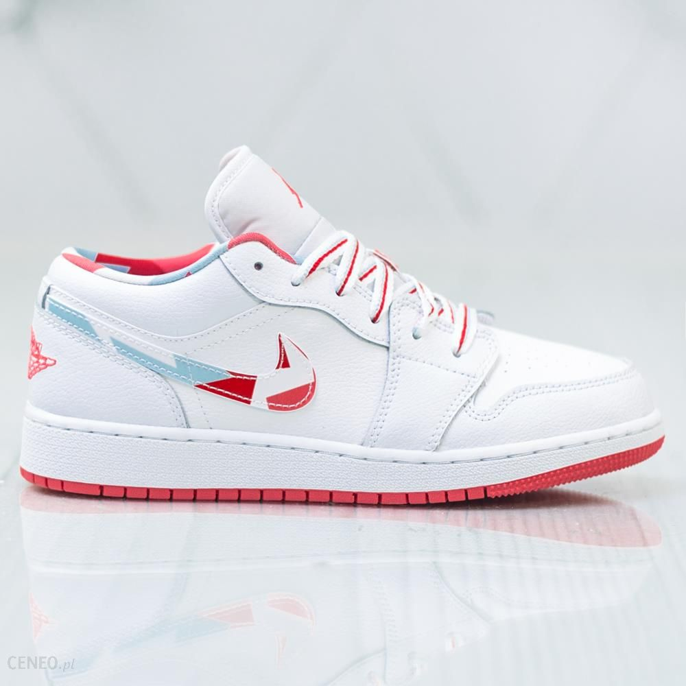 Air Jordan 1 Low GS 554723 104 Ceny i opinie Ceneo.pl