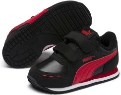 40691079 Buty Cabana Racer SL V PS Puma Black-High Ris - 36073272
