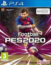 eFootball Pes 2020 (Gra Ps4)