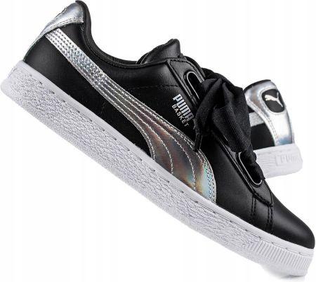 Buty,sneakersy damskie Puma Basket Heart 365198 02 Ceny i opinie Ceneo.pl