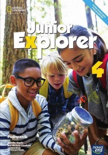 podręcznik do angielskiego klasa 5 junior explorer