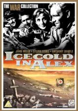 Ice Cold In Alex (Zimne piwo w Aleksandrii) [DVD]