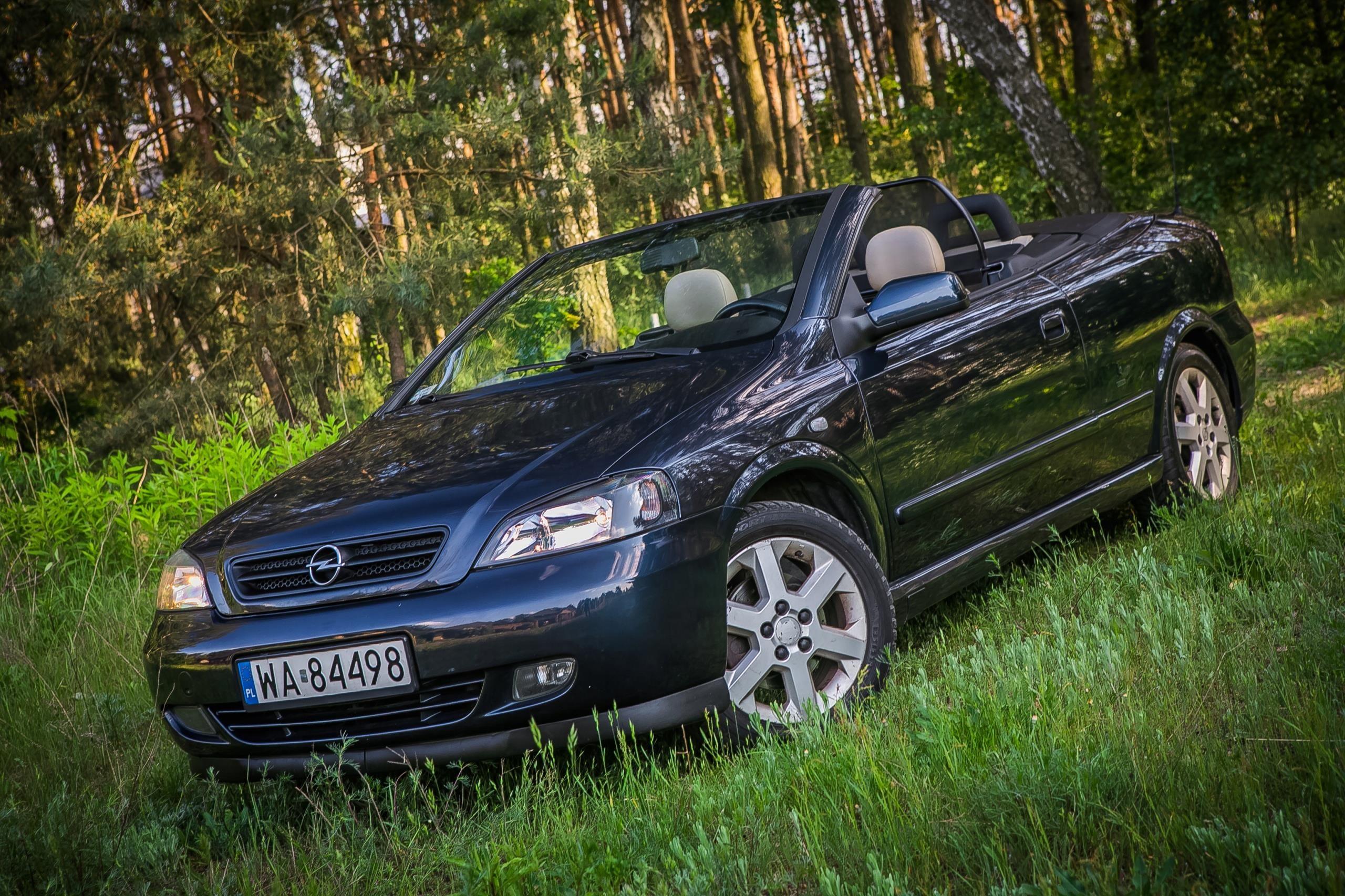 Opel Astra Cabrio Bertone
