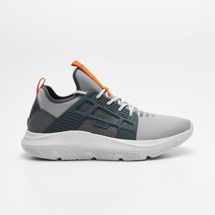 cb1570d3 Cropp - Lekkie buty sportowe - Szary - męski - Ceny i opinie - Ceneo.pl