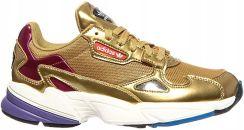 buty adidas falcon w cg6247 goldmt goldmt ow