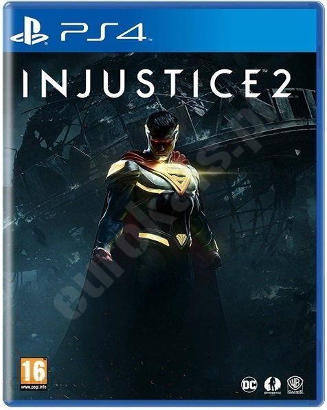 Injustice 2 Gra Ps4 Ceny I Opinie Ceneo Pl