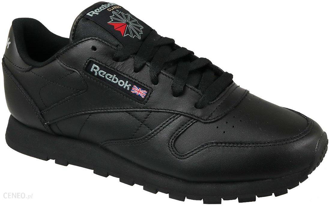 Reebok Classic Leather 3912 38,5 Czarne Ceny i opinie Ceneo.pl