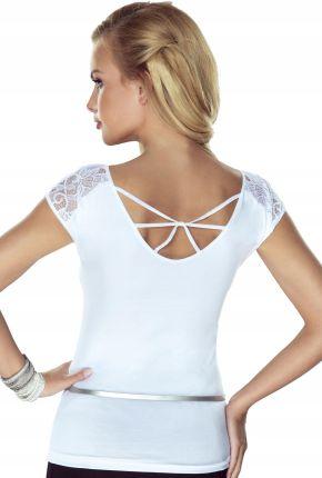 214f564ed29b58 Lipsy ARIANA GRANDE FOR LIPSY Top white - Ceny i opinie - Ceneo.pl