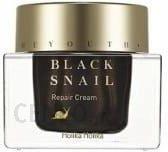 Holika Holika Black Snail Repair Cream Krem przeciwzmarszczkowy ze śluzem z ślimaka 50ml