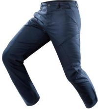 38e34d883014a0 Quechua Spodnie Nh500 Regular Męskie Niebieski - Ceny i opinie ...
