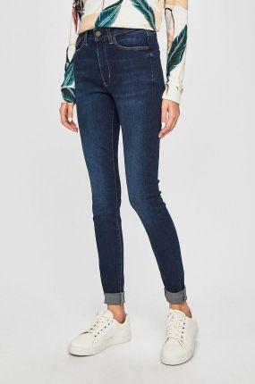 61ac3764 Jeansowe spodnie z zamkami - Ceny i opinie - Ceneo.pl