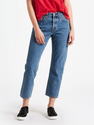 5dc5c448 Spodnie jeansowe z zamkiem z tyłu oraz kokardką Olika - Ceny i ...
