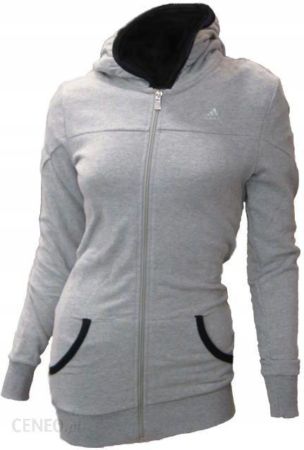 Bluza Damska Adidas Felpa Zip B00751 Rozmiar S Ceny i opinie Ceneo.pl