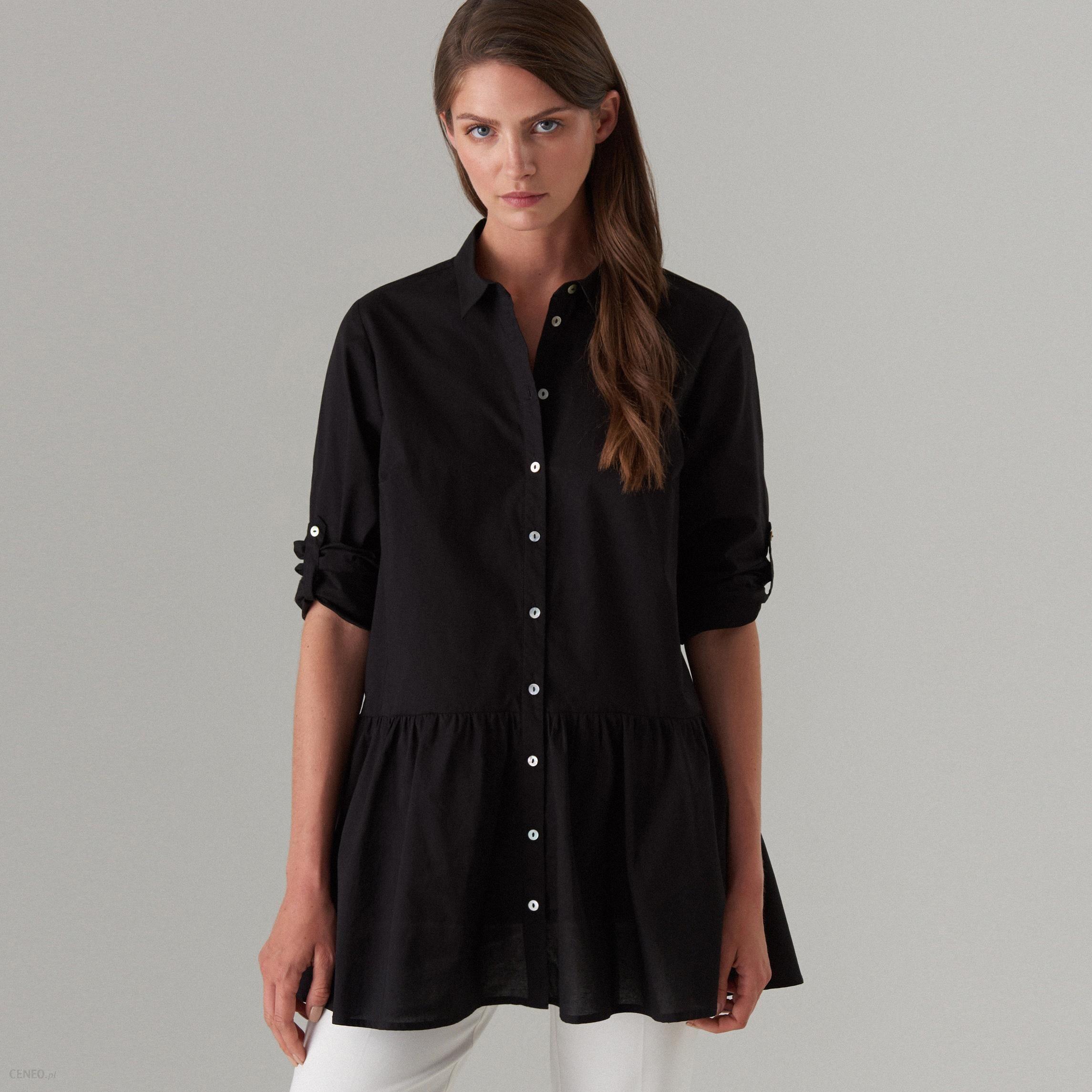 Mohito - Koszula z baskinką - Czarny