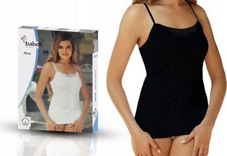 324466a8139305 Podobne produkty do Tchibo Koszulka z wszytym stanikiem, szara nakrapiana