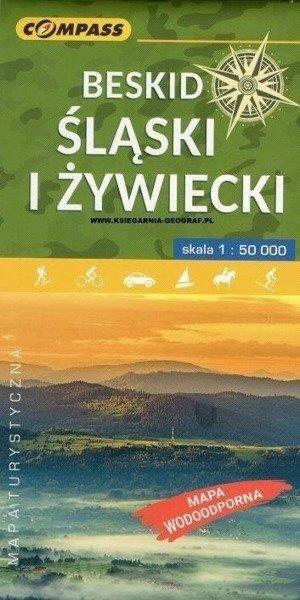 Mapa Tur Beskid Slaski I Zywiecki 1 50 000 Ceny I Opinie