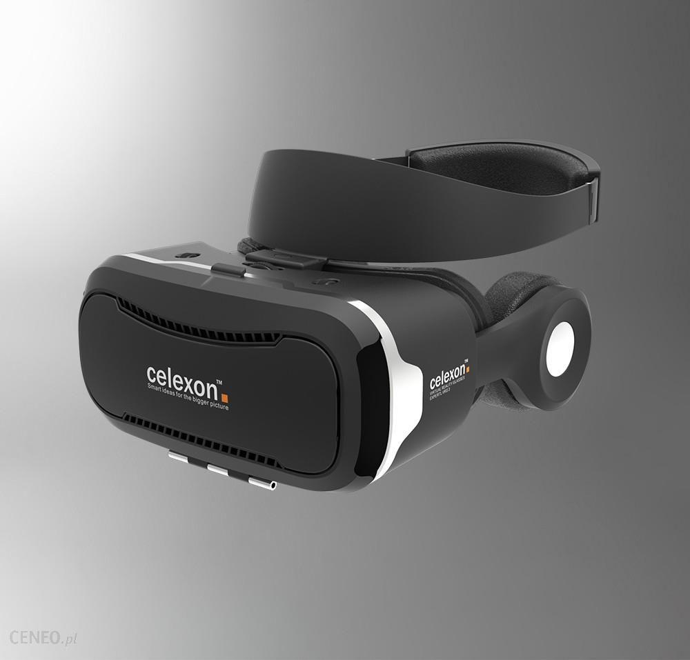 Celexon Vrg 3 Expert Okulary 3D Virtual Reality (1091700)