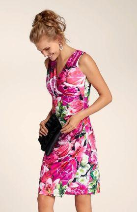 70516730 Sukienki w Kwiaty - kolekcja lato 2019 - Ceneo.pl
