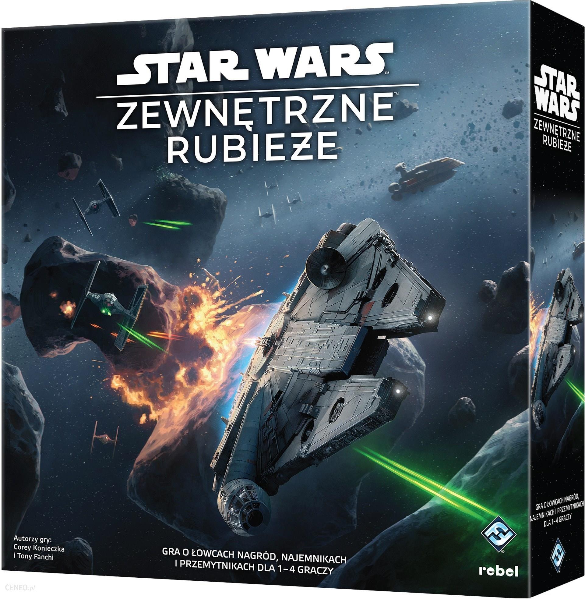 Rebel Star Wars: Zewnętrzne Rubieże