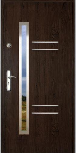 Drzwi Zewnetrzne Drzwi Zewnetrzne Stalowe Piana Mati Niskie 190 Cm Opinie I Ceny Na Ceneo Pl