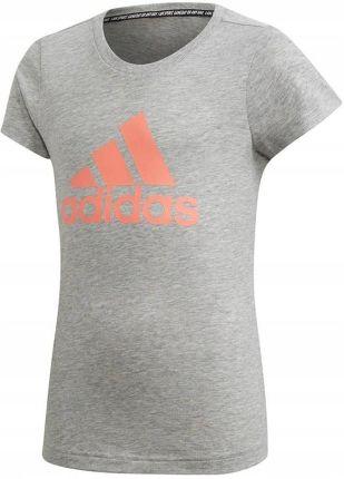 d6e88b5d8e90ab Koszulka adidas YB Big Logo Tee Junior DJ1754 - Ceny i opinie - Ceneo.pl