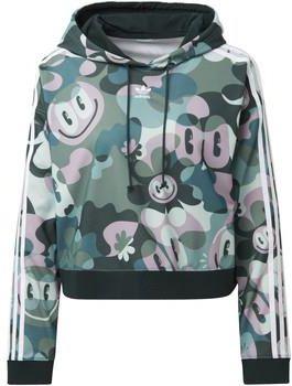 Bluza adidas Crop Hoodie AY8131 r 34 KURIER