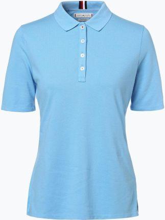 60bcb30a5 Niebieskie Bluzki i koszulki damskie - Polo - Ceneo.pl