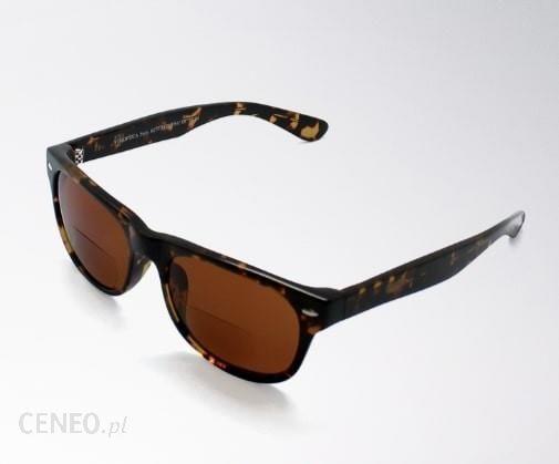 Visioptica SUNNY ISLE Rogowe Brązowe 1,5+ Okulary korekcyjne przeciwsłoneczne dla dorosłych Ceny i opinie Ceneo.pl