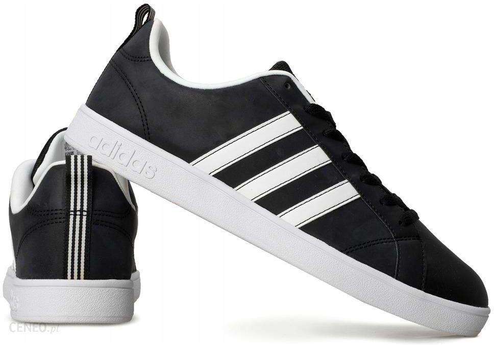 Buty Adidas Vs Advantage Trampki Czarne F99254 Ceny i