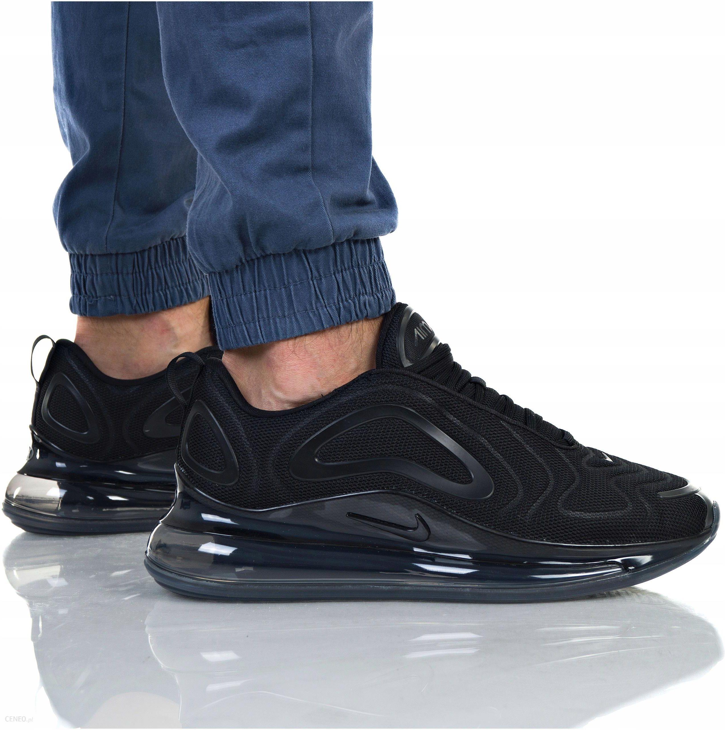 buty nike air max kpu dark blue na nogach