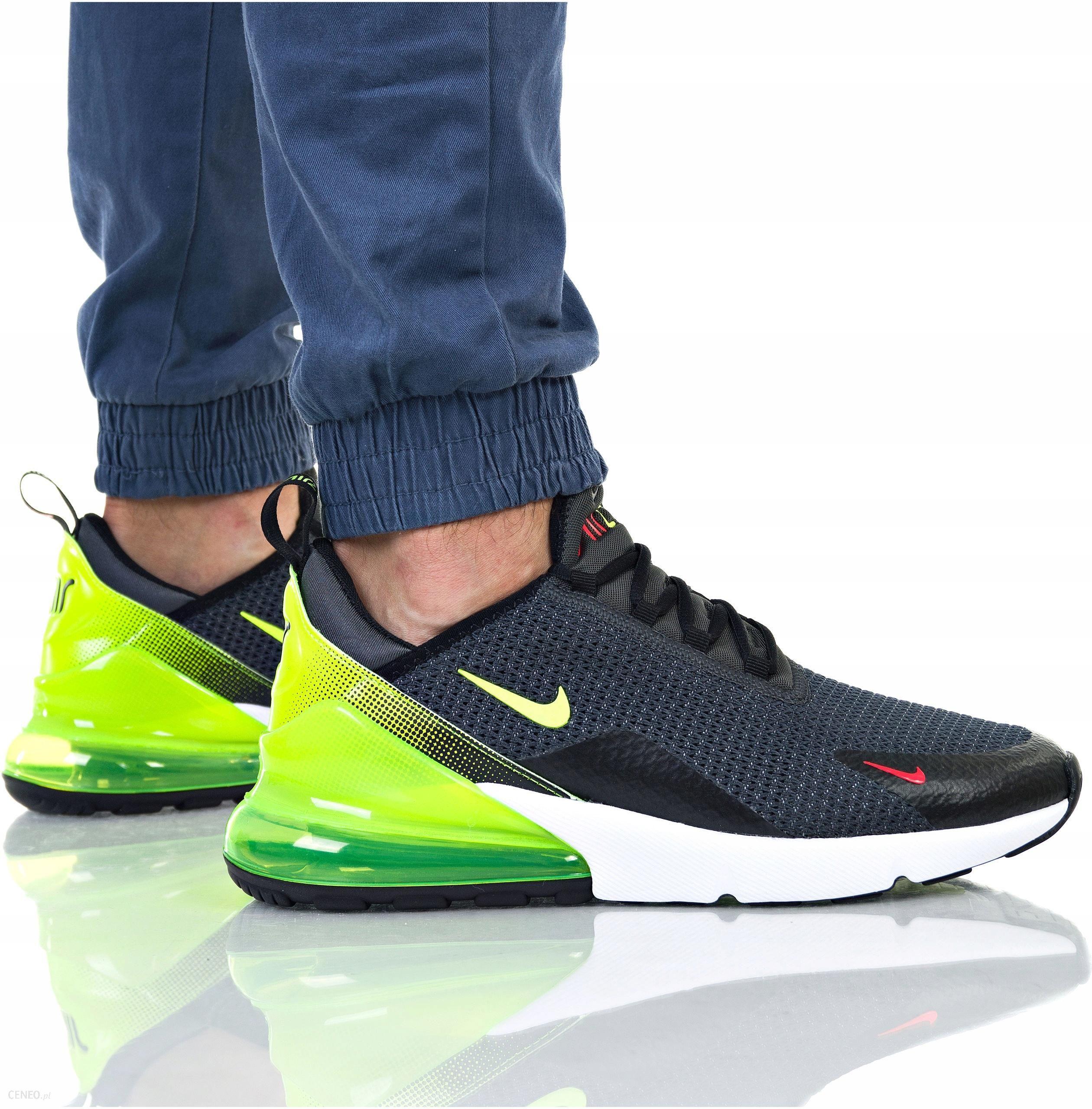 Buty Nike Męskie Air Max 270 Se AQ9164 005 Neon Ceny i opinie Ceneo.pl