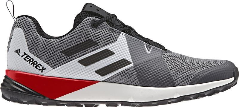 Adidas Terrex Two Grey Three Core Black Active Red Bc0499 Ceny i opinie Ceneo.pl