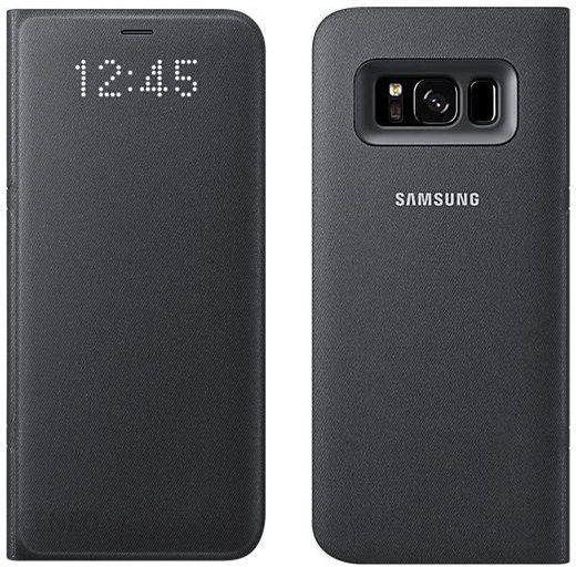 shades of new lower prices quite nice Oryginalne Etui Led View Cover Samsung Galaxy S8 (8806088689586) - Etui na  telefon, ceny i opinie - Ceneo.pl