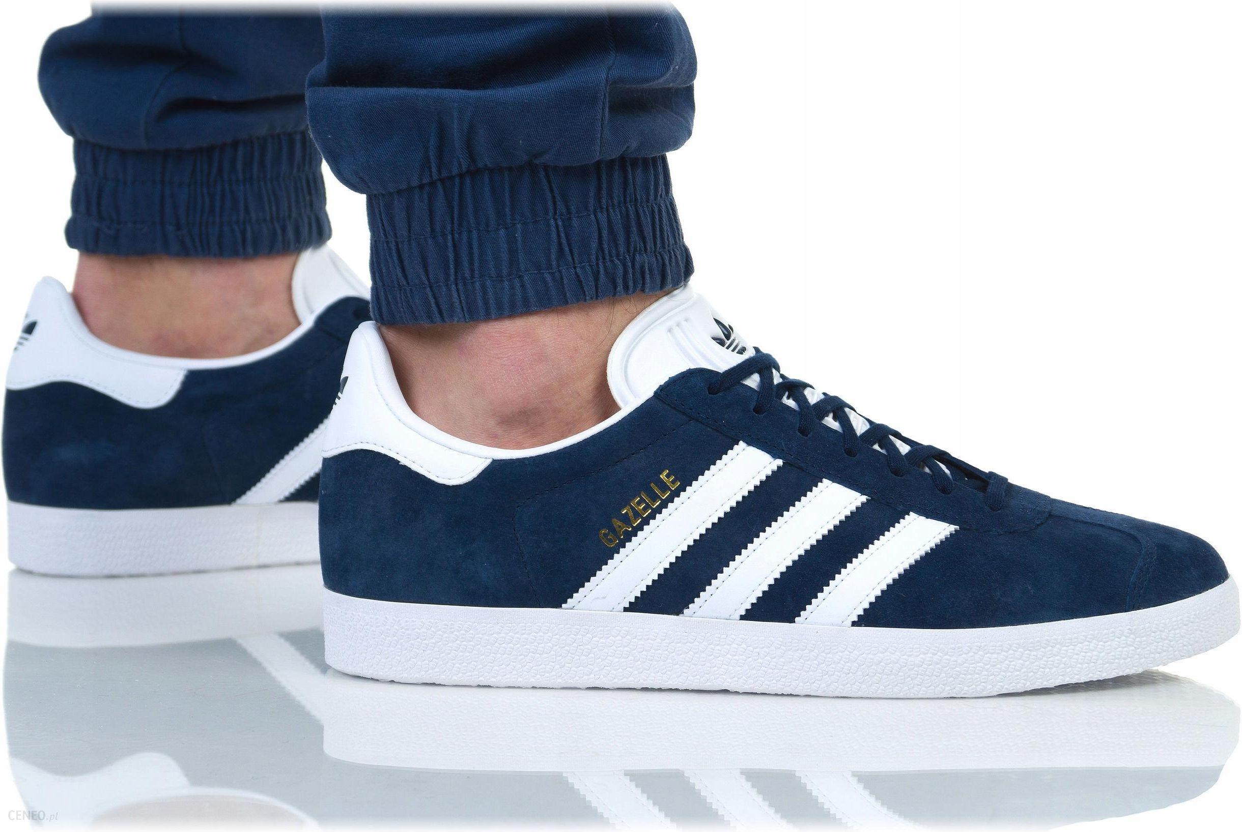 Buty Adidas M?skie Gazelle BB5478 Granatowe Ceny i opinie Ceneo.pl