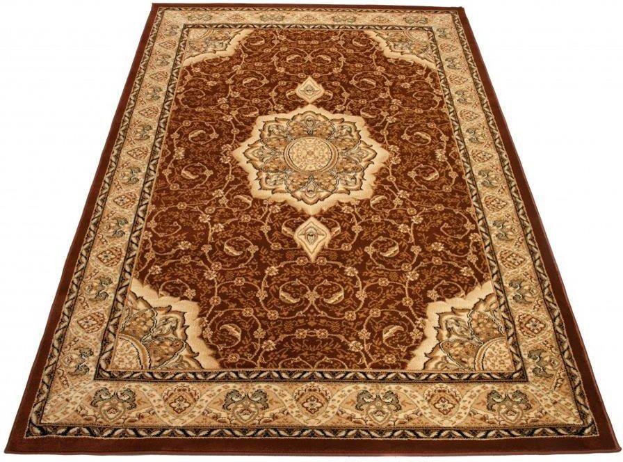 Dywany chodniki Dywan Yesemek 5.071 brown 300x400 brązowy