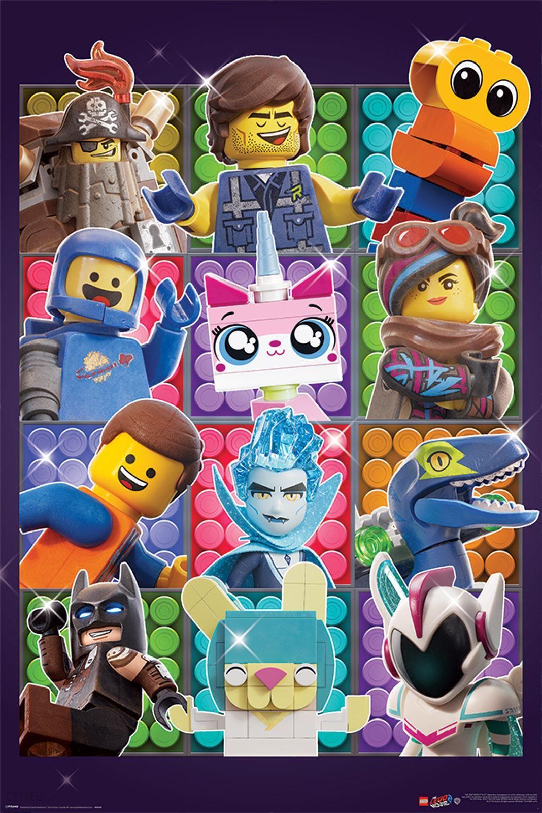 Lego Przygoda 2 Plakat Z Bajki 61x915cm Opinie I Atrakcyjne Ceny Na Ceneopl