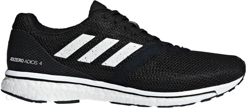 Adidas Adizero Adios 4 Ftwr White Core Black Ceny i opinie Ceneo.pl