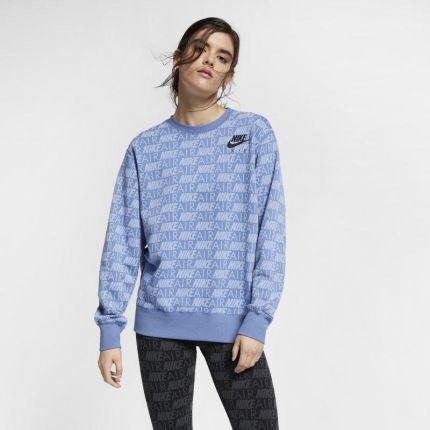 32de15305 Nike Bluza W NSW RALLY HOODIE CROP - AQ9965-010 - Ceny i opinie ...