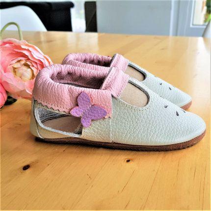 Next sandały z podeszwa z korka (dla młodszych dziewczynek