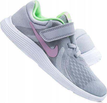 Nike Buty dziecięce Revolution 4 TDV czarne r. 19. Ceny i opinie Ceneo.pl