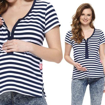 149d725c Tuniki i bluzki ciążowe, koszulki ciążowe Lato 2019 - Ceneo.pl