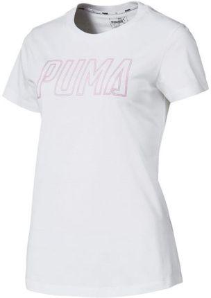 e526ef4337425d Koszulka damska Athletics Logo Puma (white) / BŁYSKAWICZNA WYSYŁKA / 30 DNI  NA ZWROT