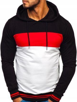 bluza biało czerwona franz beckenbauer