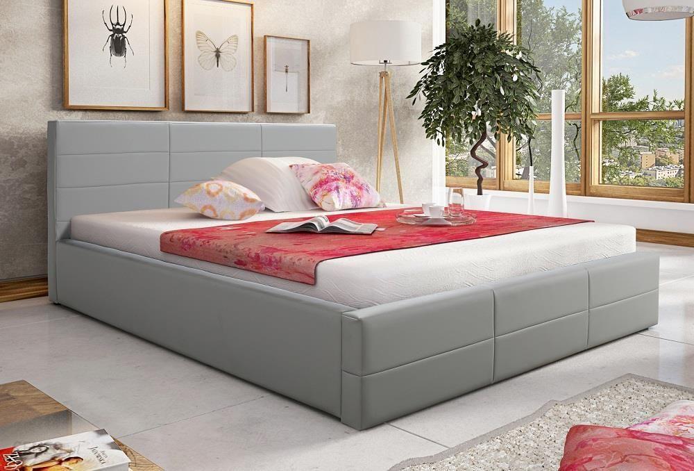łóżko Tapicerowane 200x200 Małżeńskie Luna Kolory Opinie I Atrakcyjne Ceny Na Ceneopl