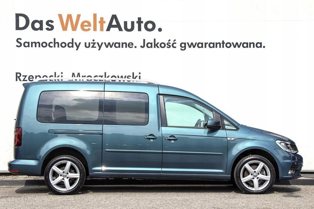 Volkswagen Caddy Comfortline Maxi 7 Os Czujniki