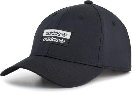 Czapka z daszkiem męska adidas Daily Cap OSFM czarna DM6178