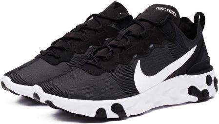 przed Sprzedaż specjalne do butów sprzedaż uk Buty Nike React Element 55 Black/White (BQ6166-003) - Ceny i ...