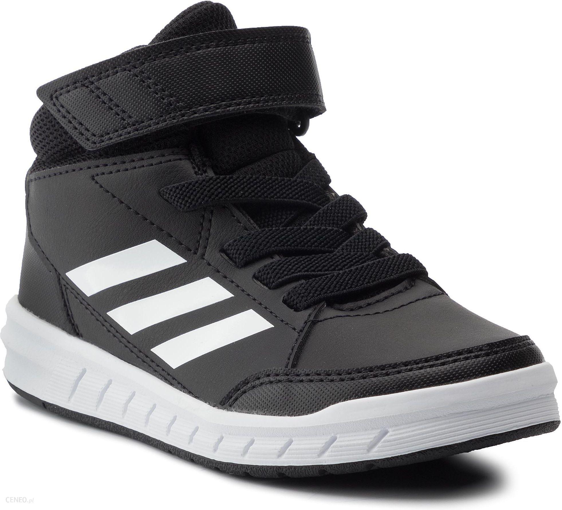 Buty adidas - AltaSport Mid K G27113 Cblack/Ftwwht/Ftwwht - Ceny i opinie -  Ceneo.pl